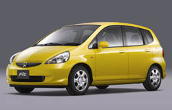 Honda Jazz ( Fit )